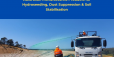 Hydroseeding, Dust Suppression & Soil Stabilisation